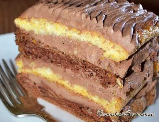 Торт Неаполь
