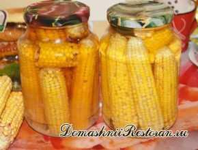 Кукуруза по- болгарски