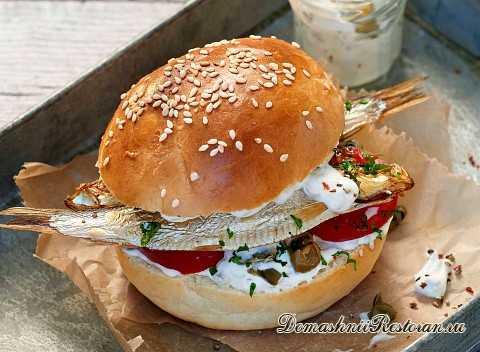 Бутерброды со шпротами: рецепты