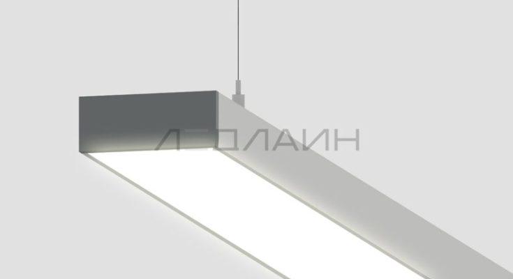 Подвесной светильник LINEAR P2874 3000K 26W 500mm