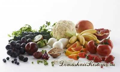 О пользе термически необработанной пищи