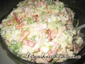 Супер вкусные салаты на Новый Год