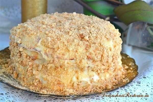 """Обалденный торт """"пломбир"""" для которого даже духовка не нужна!"""