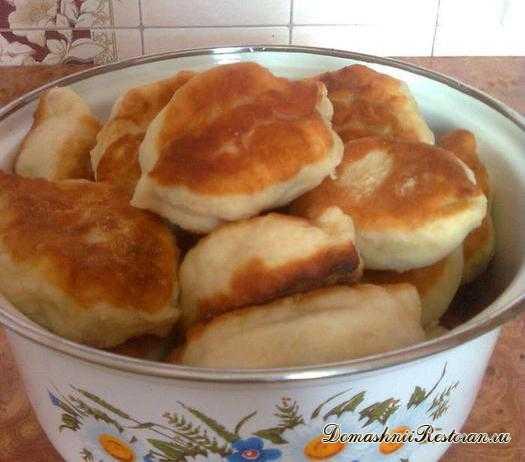 Пирожки Вкуснотища без хлопот