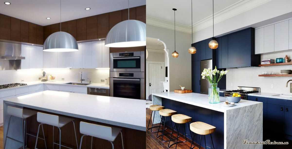 Кухня в стиле «авангард»