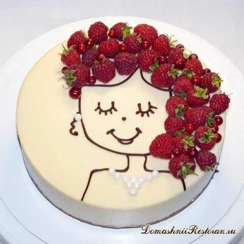 """Чизкейк """"Ягодная Девочка"""" без выпечки✨восхитительный, полезный и необычайно популярный десерт"""