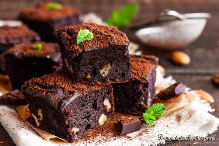 Идеальные Шоколадные Брауни