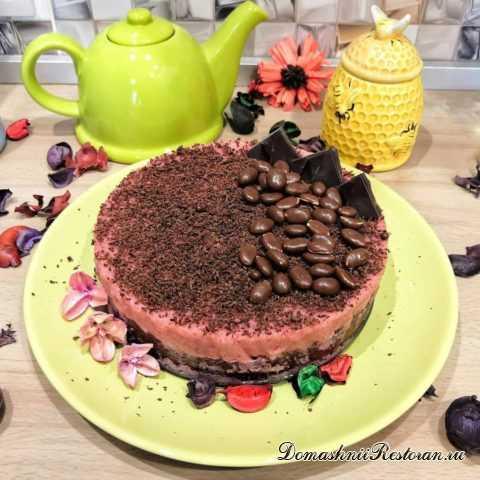 Изысканный Клубничный Торт