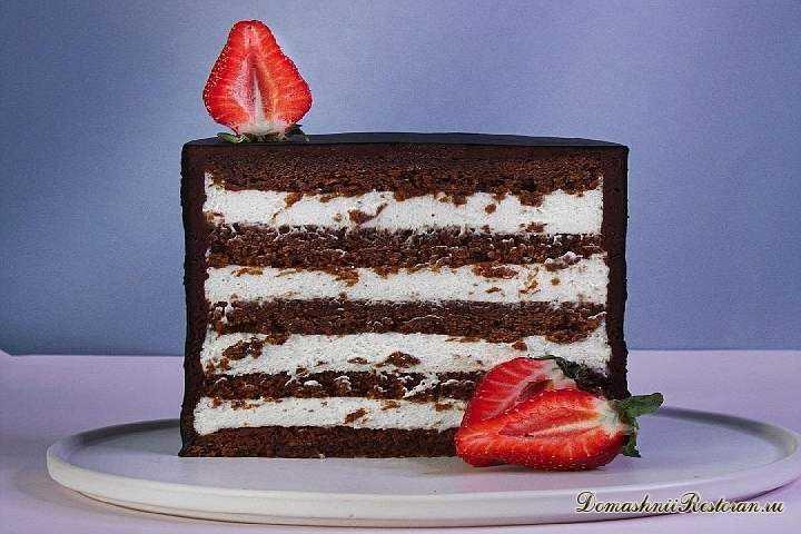 Шоколадно-кофейный Торт ~ Какой же он вкусный!