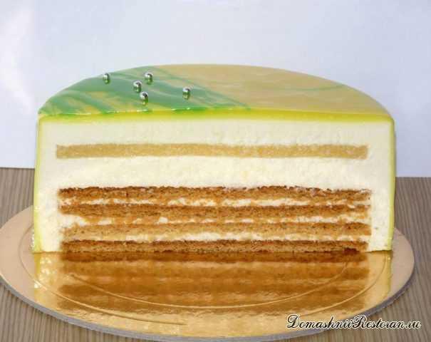 Современный Муссовый Медовик ❤ Медовый Торт