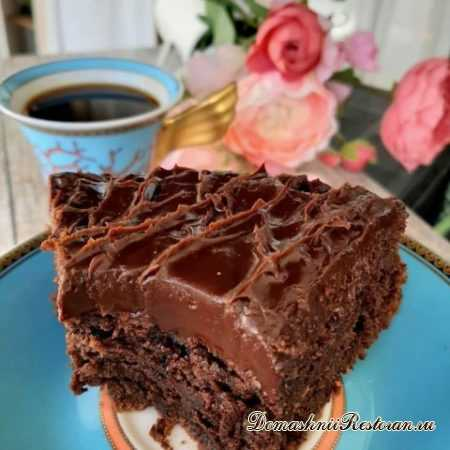 "Изысканный, шикарный Шоколадный Торт ""Царица Савская"""