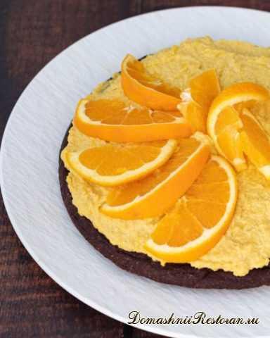Шоколадный торт из цуккини с апельсиновой глазурью☆Нереальная вкуснятина!