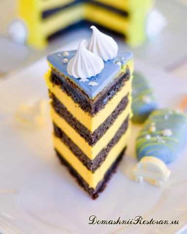 """Торт """"Черная Магия""""✧Роскошно и Элегантно"""