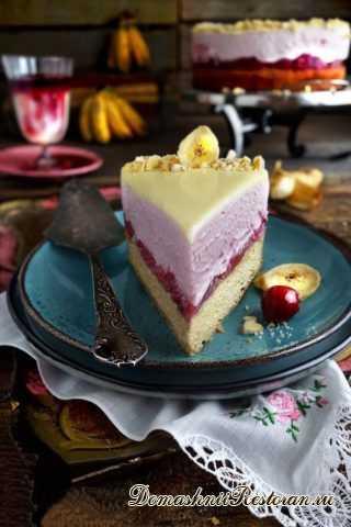 Торт Киба с муссом Киба и белым шоколадом✨Настоящий шоколадный рай!
