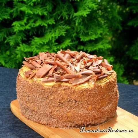 """Очень вкусный и нежный Торт """"Кофейный Баноффи"""""""
