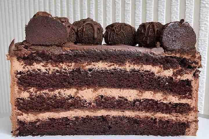Торт «ШОКОГОЛИК»