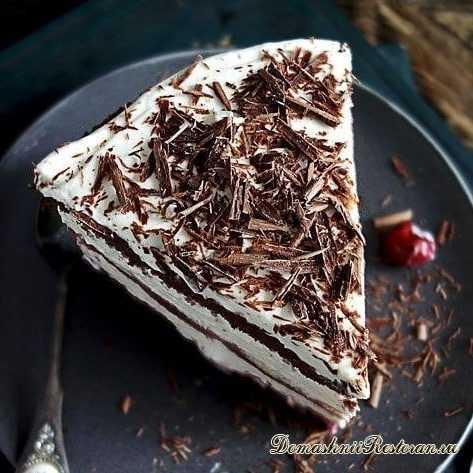 Вишневый торт Тирамису🍒Популярный и очень вкусный десерт