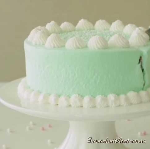Клубничный бисквитный торт со взбитыми сливками✨Изысканный и нежный!