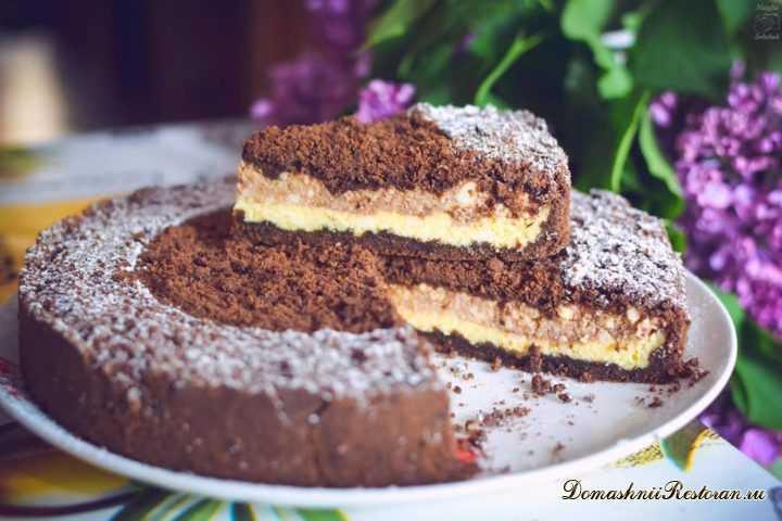 Нереально нежный и вкусный творожный пирог «Королевская ватрушка».🍪