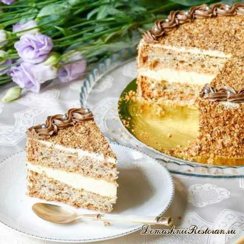 Рецепт Киевского Торта ❤️ Нереально вкусно