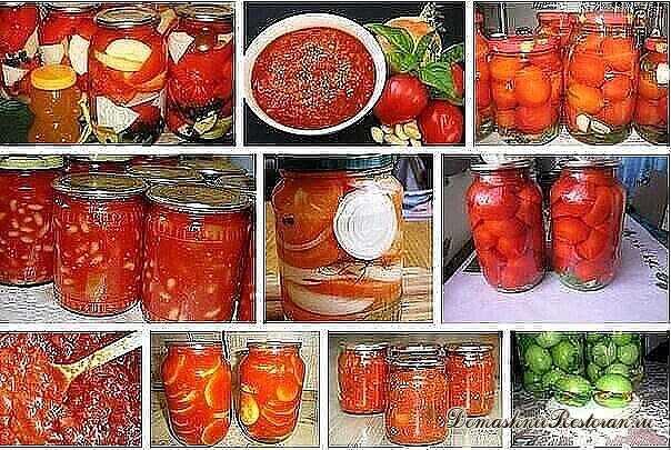 15 супер-рецептов из помидоров