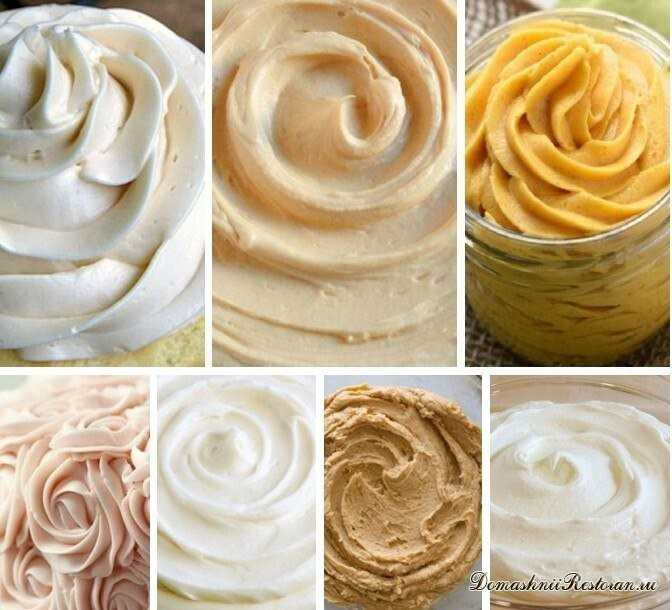 5 самых простых Кремов для тортов и других десертов 😍
