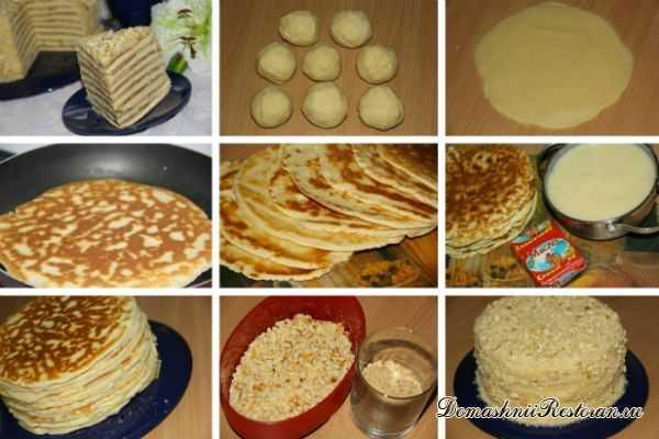 "Чудо-рецепт Торта ""Наполеон"" на сковороде"