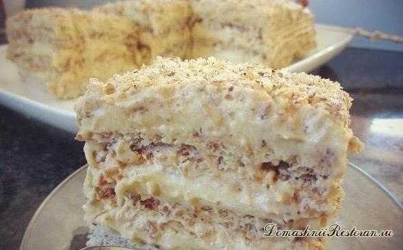 Египетский Торт ✧ необычайно нежный и безумно вкусный