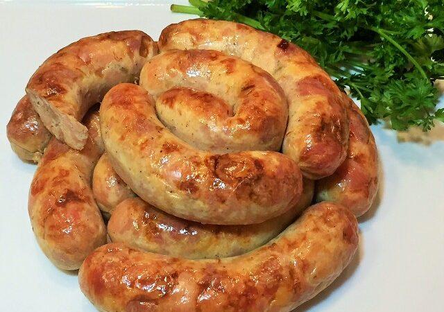 Колбаса домашняя Куриная быстрого приготовления – Обалденный вкус!