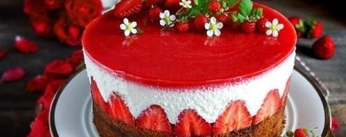 торт кухен